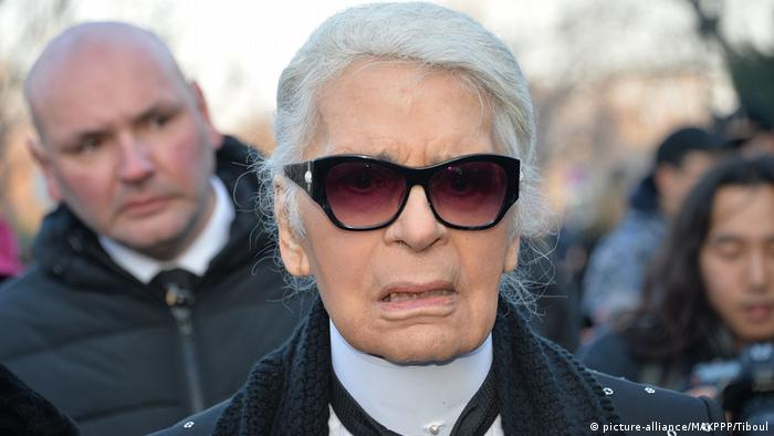 Designer Karl Lagerfeld Upsets Holocaust Survivors, Families with Talk Show Remarks