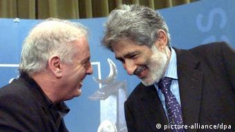 Barenboim und Said (picture-alliance/dpa)