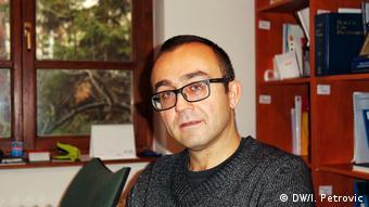Vladimir Petronijevic NGO Grupa 484