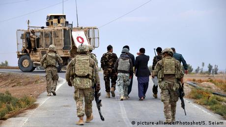Унаслідок атак талібів у Афганістані загинули 14 силовиків