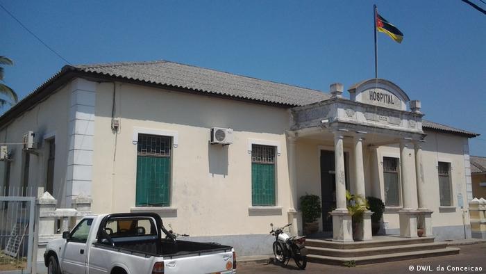 Mosambik Koloniales Erbe in Inhambane (DW/L. da Conceicao)