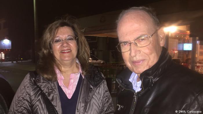 A Greek couple