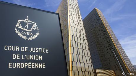 European Court of Justice (Imago)