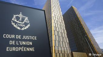 The European Court of Justice (ECJ) building