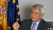 Conflict Zone Alfonso Dastis