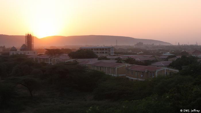 Äthiopien Flüchtlinge vor ethnischer Gewalt (DW/J. Jeffrey)