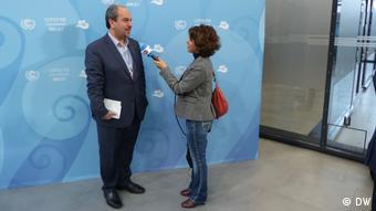 UN-Klimakonferenz 2017 in Bonn | Majid Shafie-Pour, Umweltbehörde Iran