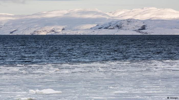 Barents Sea near Kirkenes