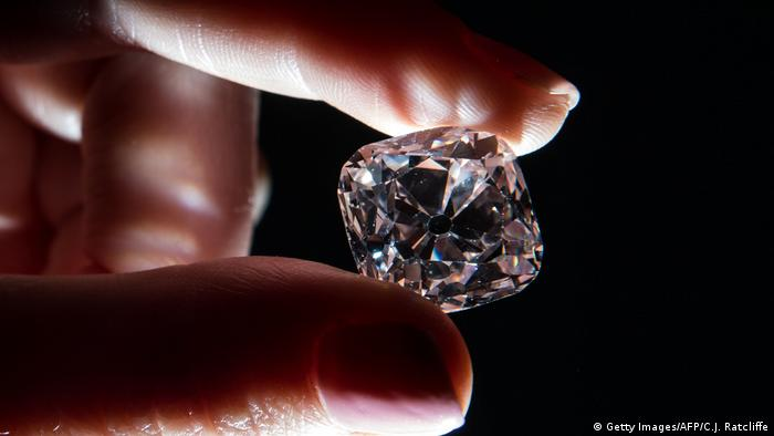 This giant pink diamond could sell for $30 million at auction