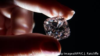 Diamant Grand Mazarin (Getty Images/AFP/C.J. Ratcliffe)