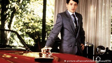 Der Ferrari im Kino Film Ferris Macht Blau (picture-alliance/United Archives/IFTN)