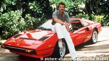 Der Ferrari im Kino US-Fernsehserie Magnum