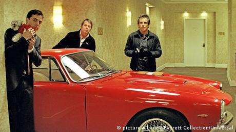 Der Ferrari im Kino Film Tower Heist (picture-alliance/Everett Collection/Universal)