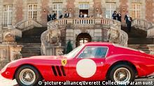 Der Ferrari im Kino Overdrive