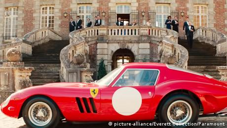 Der Ferrari im Kino Overdrive (picture-alliance/Everett Collection/Paramount)