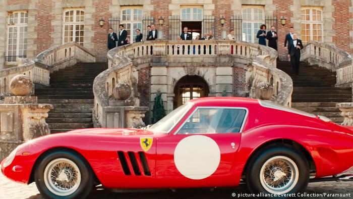 Кадр з фільму Овердрайв з Ferrari 250 GTO