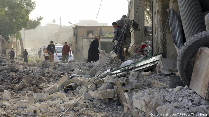 BM'den Rusya ve ABD'ye sivil ölüm suçlaması