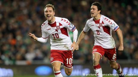 WM 2018 Qualifikationsspiel | Irland v Dänemark (picture-alliance/empics/B. Lawless)