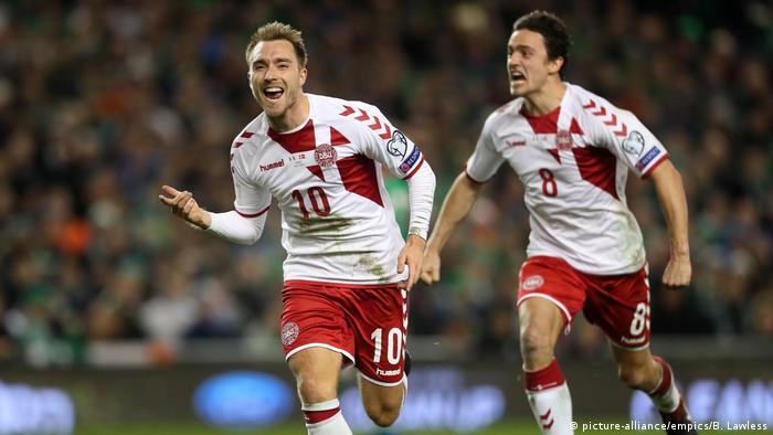 WM 2018 Qualifikationsspiel   Irland v Dänemark (picture-alliance/empics/B. Lawless)