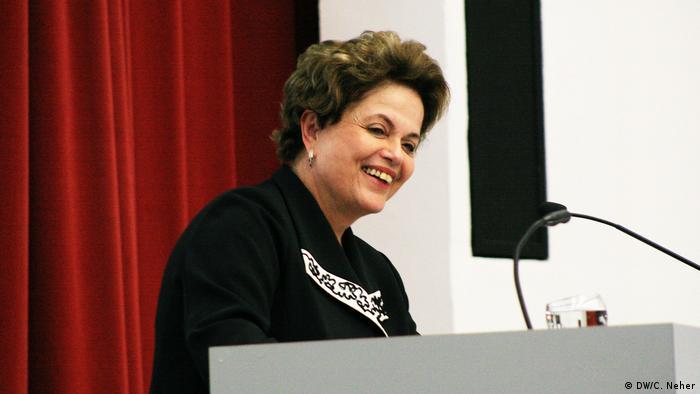 Dilma Rousseff in Berlin