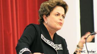 Ex-presidente Dilma Rousseff: vítima do recrudescimento do machismo?