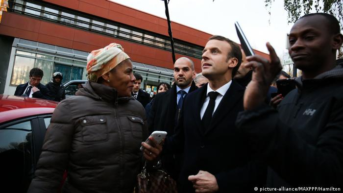 French President Emmanuel Macron announced his plan to overhaul France's poorest neighborhoods at Clichy-sous-Bois, a neighborhood which once erupted in violent protests against isolation and discrimination