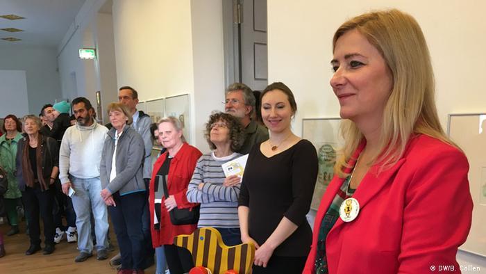 Deutschland Kinder- und Jugendbuchmesse KIBUM in Oldenburg