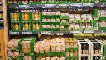 Spanien Bio-Angebot bei Lidl