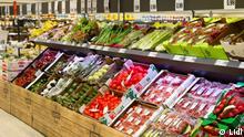 Spanien Obst und Gemüse-Angebot bei Lidl