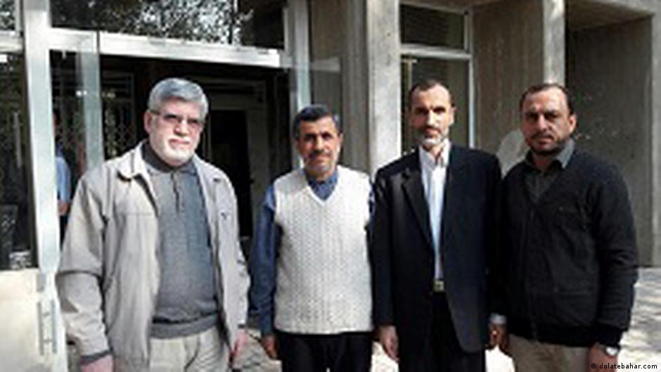 Hamid Baghaei Sitzstreik