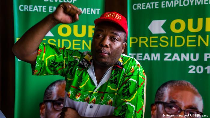 Kudzai Chipanga (Getty Images/AFP/J. Njikizana)