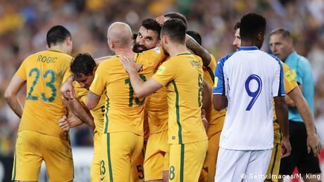 Fußball WM Qualifikation 2018 Australien - Honduras (Getty Images/M. King)