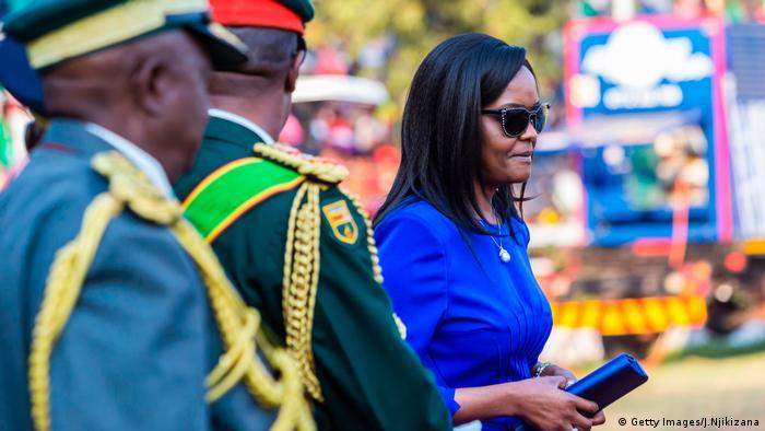 Grace Mugabe Harare