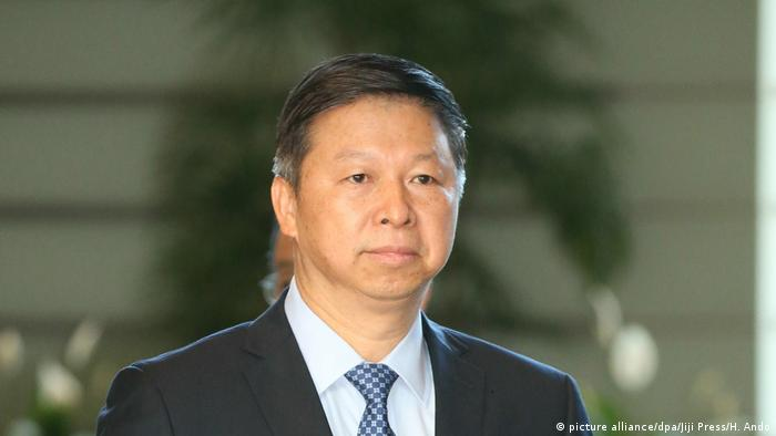 Song Tao, China's envoy to North Korea
