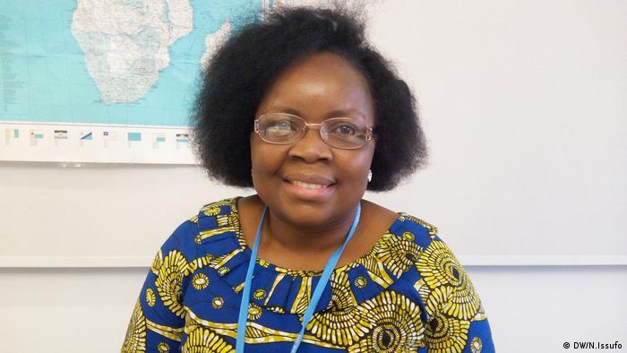 Gilda Monjane, empreendedora moçambicana