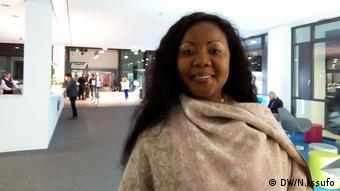 Ivone Soares, Mitglied von RENAMO (DW/N.Issufo)