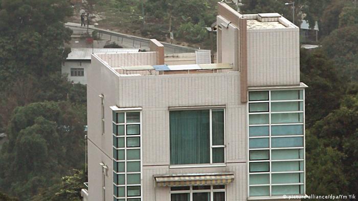 BG Mugabe kauft in Hong Kong ein Luxushaus in 2009 (picture-alliance/dpa/Ym Yik)