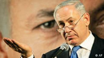 بنیامین نتانیاهو، نخستوزیر جدید اسرائیل