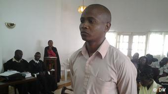 Issufo Merdine - Angeklagter freigesprochen