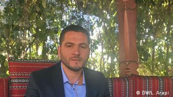 O Χουσάμ Μάτβα ήταν ο πρώτος της οικογένειας που ήρθε στην Αλβανία