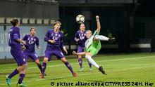 Fussball, UEFA Women Champions League, VfL Wolfsburg - AC Florenz (picture alliance/dpa/CITYPRESS 24/H. Hay)