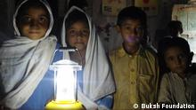 "Pakistan Lighting a Million Lives"" Projekt"