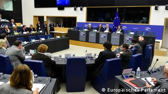 Encuentro de la Asamblea Euro-Latinoamericana (Eurolat) en Estrasburgo.