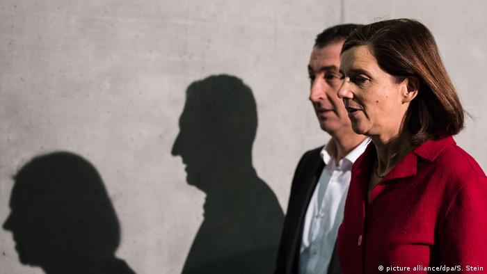 Deutschland Fortsetzung der Sondierungsgespräche