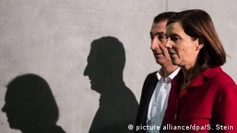 Deutschland Fortsetzung der Sondierungsgespräche (picture alliance/dpa/S. Stein)