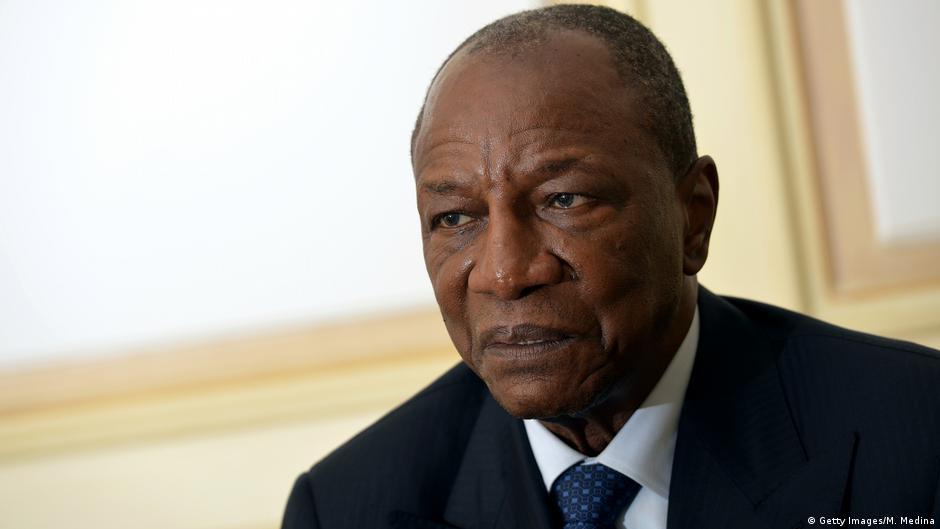 Guinée : un collectif propose une transition politique | DW | 10.07.2020