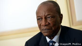 Le président Alpha Condé ne dit pas s'il fera ou pas un troisième mandat