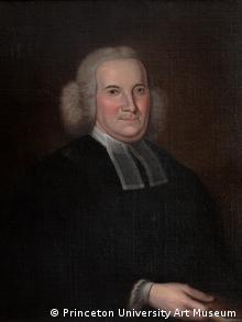 Portrait of Samuel Finley (Princeton University Art Museum)