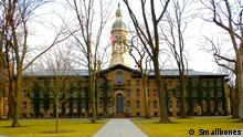 Princeton University Nassau Hall