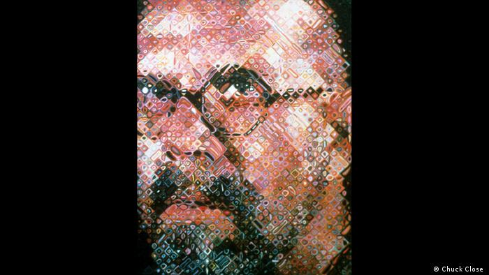 Ausstellung The American Dream Chuck Close (Chuck Close )